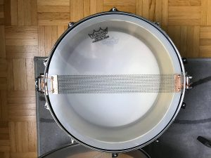 Pearl Snare MK3 Teppichauswahl